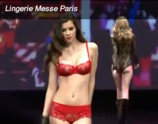 Lingerie Messe in Paris